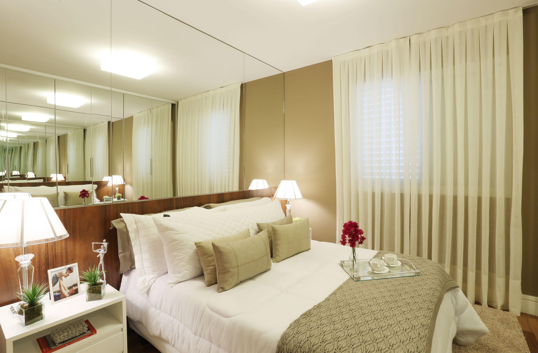 62 m² - Dormitório casal