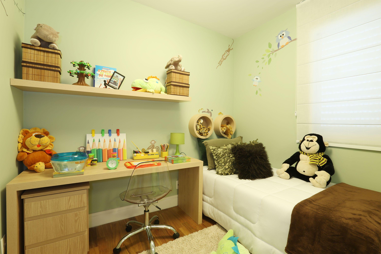 62 m² - Segundo dormitório