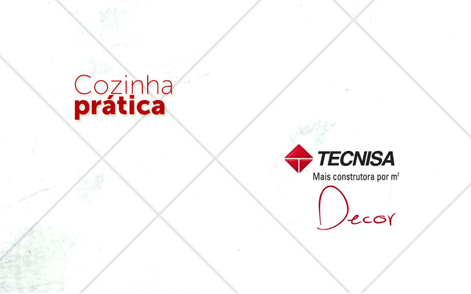 Tecnisa Decor | Cozinha Prática - Flex Sacomã - Tecnisa