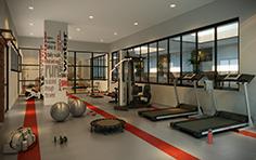 Fitness - Line - Tecnisa