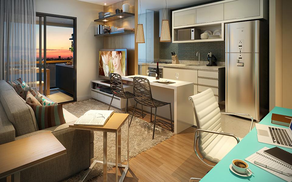 Living - 1 dorm