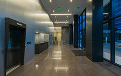 Lobby - Office Time - Tecnisa