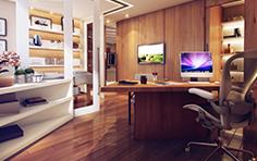 Sala 45 m² - Office Time - Tecnisa
