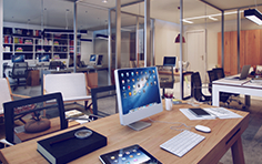 Sala 90 m² - Office Time - Tecnisa