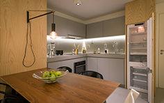 Cozinha  - Timelife - Tecnisa