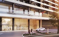 Acesso residencial - Timelife - Tecnisa