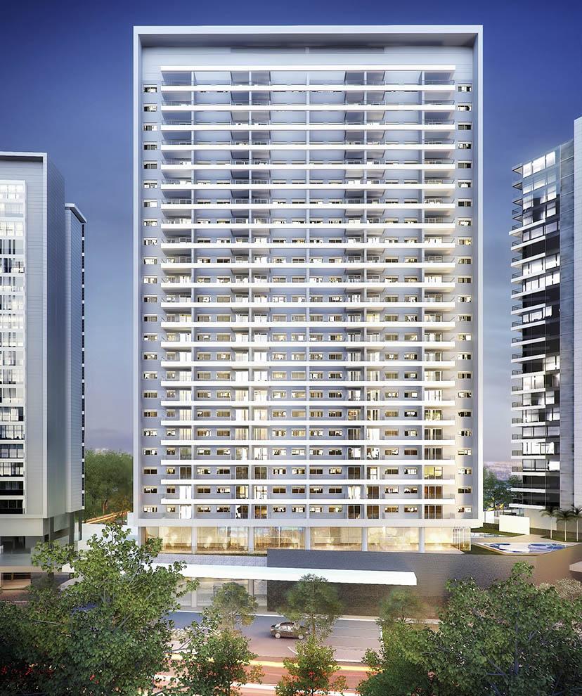 Fachada residential