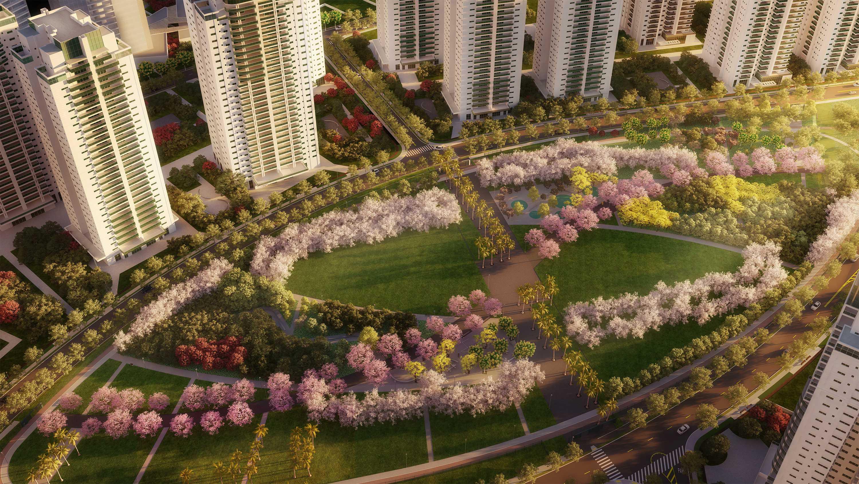 Apartamentos no bairro Jardim das Perdizes em São Paulo  Tecnisa