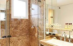 Banheiro da suíte - Dolce Villa - Tecnisa
