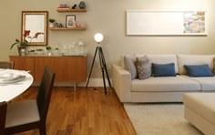 Sala de estar - Dolce Villa - Tecnisa