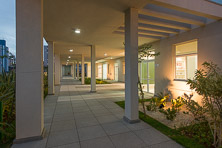 Área externa - Dolce Villa - Tecnisa