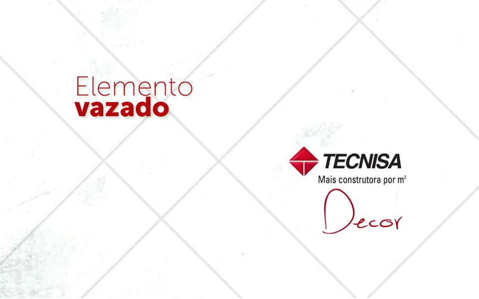 Tecnisa Decor | Sala de jantar: Elemento vazado - Dolce Villa - Tecnisa