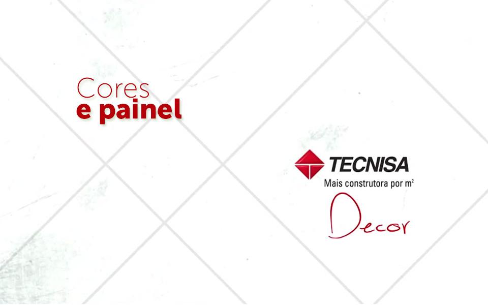 Tecnisa Decor | Quarto do casal: Cores e painel - Dolce Villa - Tecnisa