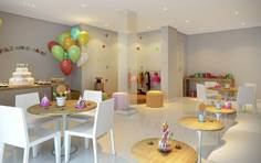 Salão de festas infantil - Flex JD - Tecnisa