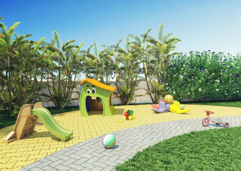 Playground - Imagem preliminar