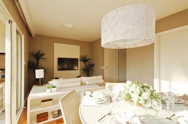 109m² - Sala de estar