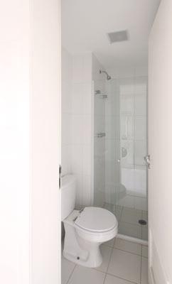 109m² - Banheiro de serviço