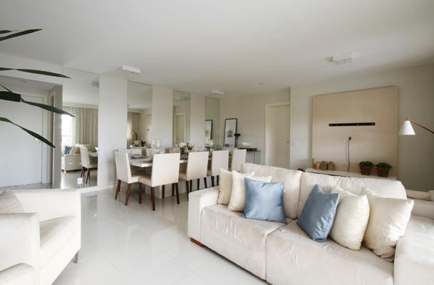 134m² - Sala de estar