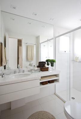 134m² - Banheiro da suíte