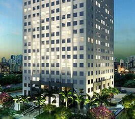 New Worker Tower - Jardim Aquarius